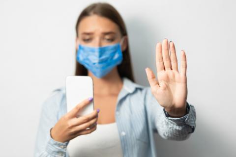 """El peligro de las """"fake news"""" en tiempos de pandemia"""