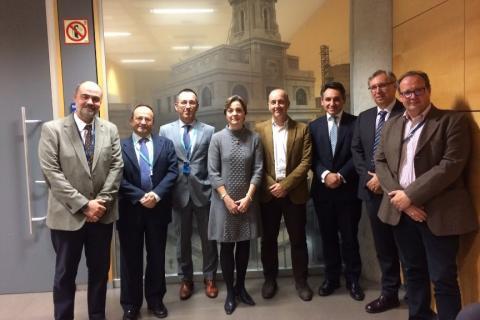 TELEFÓNICA y el COIT renuevan el convenio de colaboración de visado y verificación de trabajos profesionales