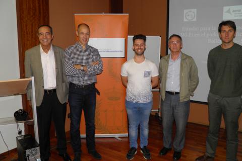 Proyecto técnico del Aeropuerto Seve Ballesteros-Santander