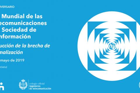 ¡Feliz Día Mundial de las Telecomunicaciones y la Sociedad de la Información!