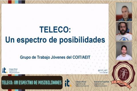 El GT Jóvenes del COIT ha colaborado en las VI JFET organizadas por el CEET