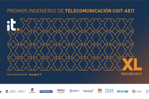La edición XL de los Premios Ingenieros de Telecomunicación ya tiene ganadores