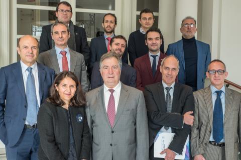 El COIT y la AEIT han organizado una jornada de trabajo del Programa Copernicus de observación terrestre