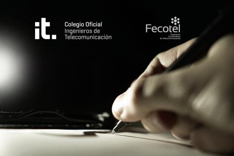 COIT y FECOTEL renuevan el convenio para el fomento e impulso de la trasformación digital