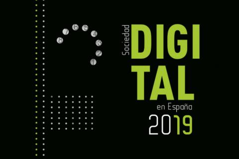 Principales conclusiones del informe 'Sociedad Digital en España 2019' de Fundación Telefónica