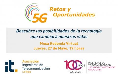 Mesa Redonda: 5G – Retos y Oportunidades