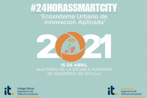 #24HorasSmartCity21