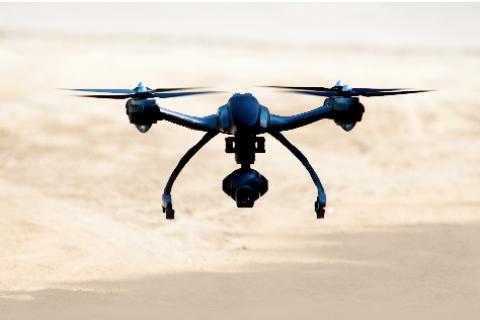 Conferencia: Drones con control remoto/autónomo y redes celulares 4G/5G.