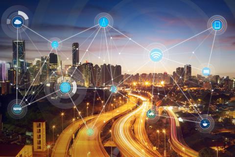 Tecnologías de comunicación IoT para sistemas de alumbrado público