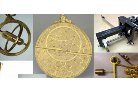 La Historia del Cálculo a través de sus Instrumentos