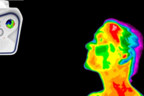 """Webinar """"Detección de Temperatura Corporal Elevada Utilizando Cámaras Térmicas"""""""