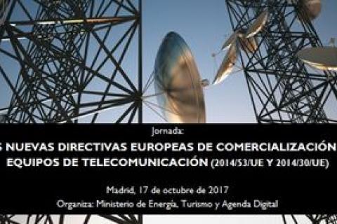 Nuevas Directivas Europeas de comercialización de Equipos de Telecomunicación