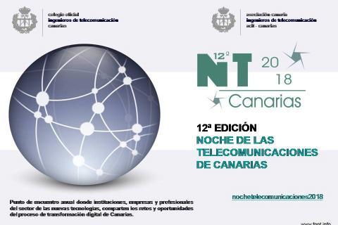 Noche de las Telecomunicaciones de Canarias