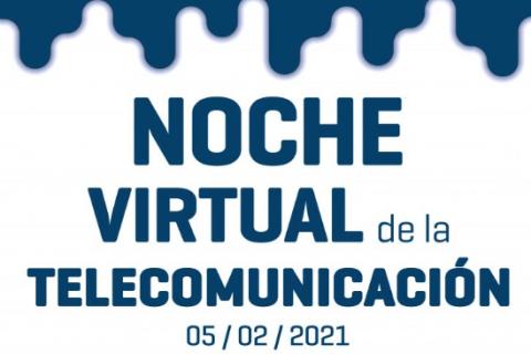 Noche virtual de la Telecomunicación en Aragón