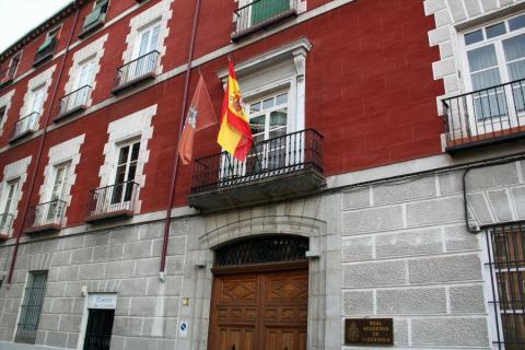 El COIT organiza visitas guiadas a la Real Academia de Ingeniería