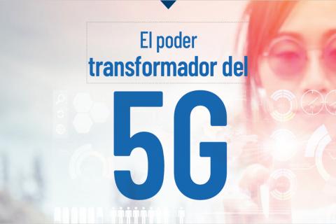 El poder transformador del 5G