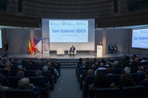 San Gabriel 2019 - Madrid