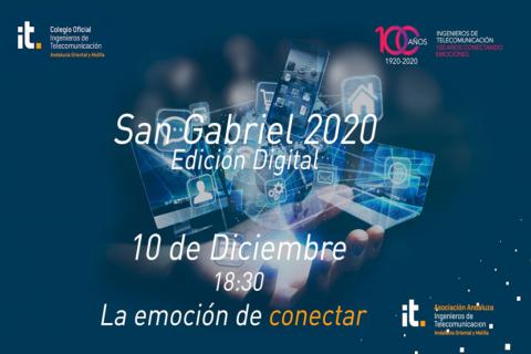 San Gabriel 2020 Edición Digital en Andalucía Oriental y Melilla