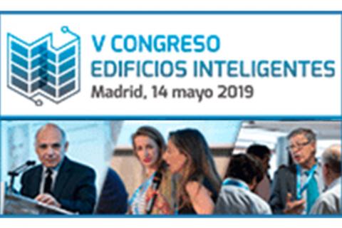 V Congreso Edificios Inteligentes 2019
