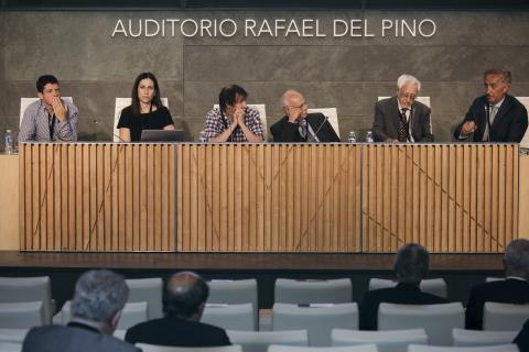Congreso 50 Aniversario COIT - Fotos Jornada de tarde