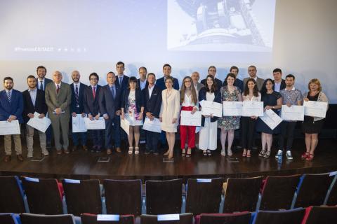 Entrega de Premios - XXXIX edición Ingenieros de Telecomunicación