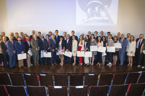 39ª edición de los Premios Ingenieros de Telecomunicación COIT-AEIT