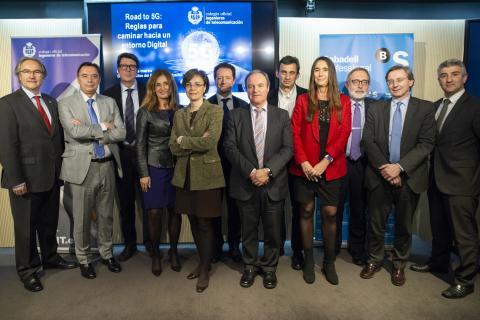 Jornada: Road to 5G: Reglas para caminar hacia un entorno Digital
