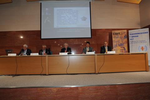 Congreso Telecomunicaciones y Sanidad