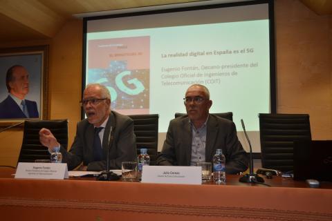 Presentación Cuadernos de Tecnología: el impacto del 5G