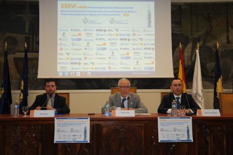 XXXVI Premios Ingenieros de Telecomunicación 2015