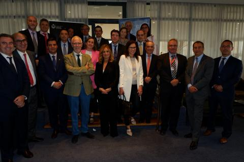Almuerzo con los Patrocinadores de los Premios  COIT-AEIT 2017