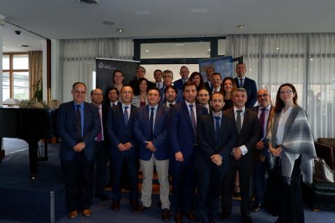 Reunión del jurado Premios COIT-AEIT - 2017