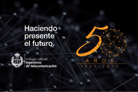Material corporativo 50º aniversario COIT